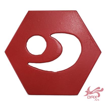 #25 SUNRISE RED